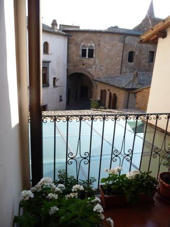 Goodbye Amalfi, Hello Orvieto