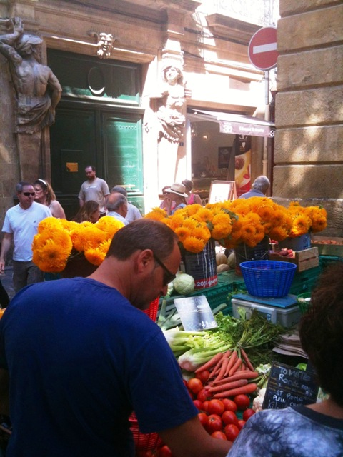 Music and Markets in Aix