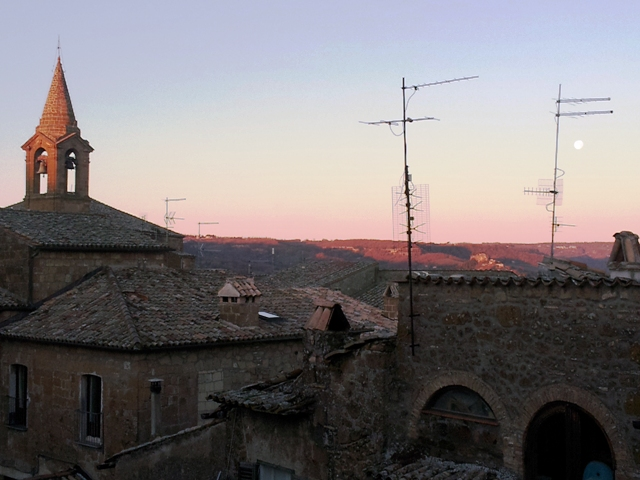 Olives and Jazz  in Orvieto