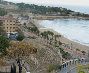 Roman remains in Tarragona