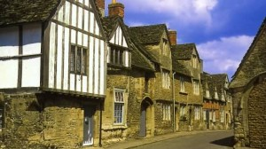 The lost-in-time village of Lacock.
