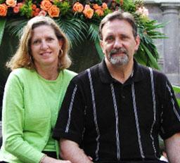 Anne and Kirk Woodyard