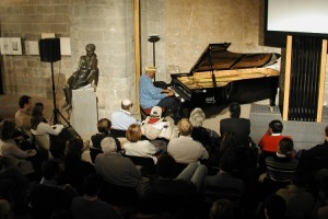 The Greco museum comes alive with smooth jazz