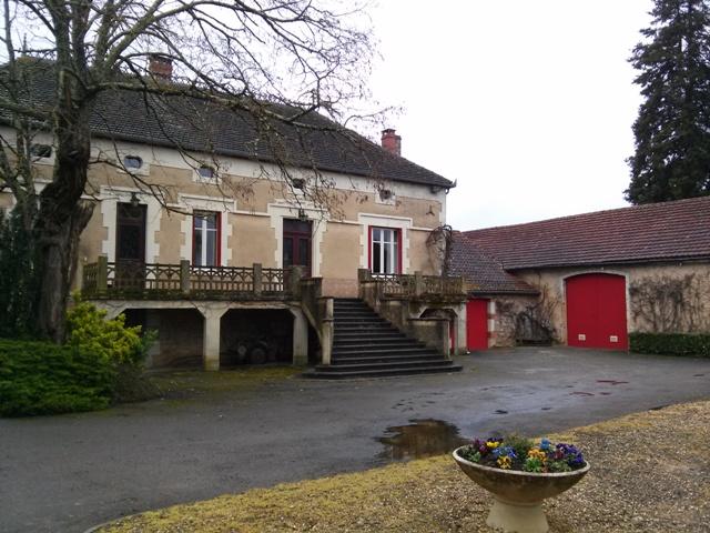 03291501 winery Clos Triguedina home