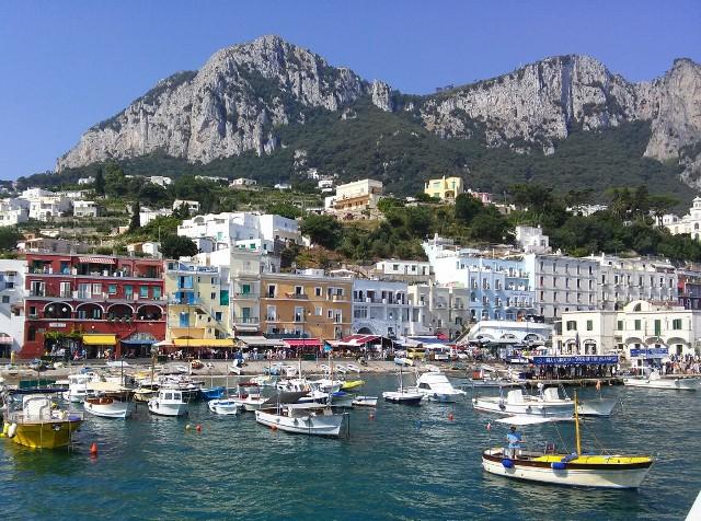 Dreamy Capri