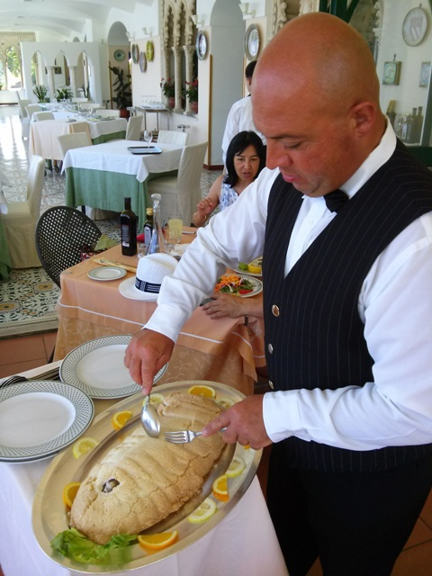 07161502 salt crusted fish