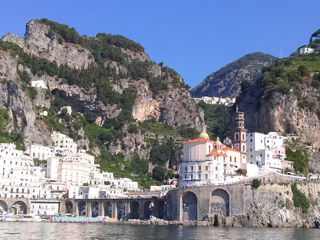 Seaside Beauties of the Amalfi Coast