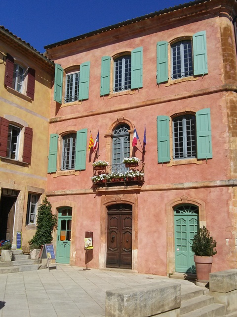 A Day in the Luberon