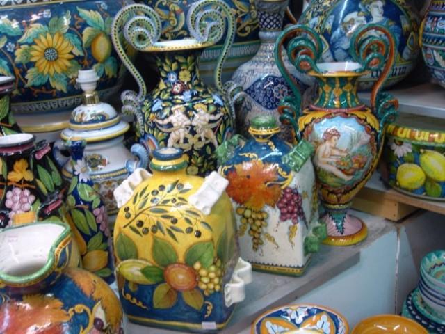 Castles and Ceramics