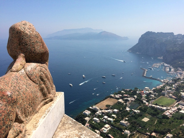 Captivating Capri