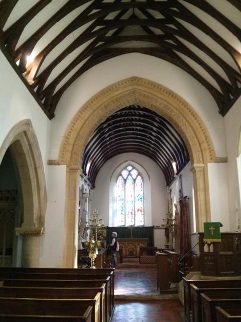 09241501 church simple beauty