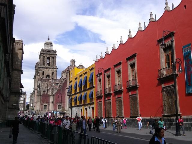 A Saturday in Mexico City
