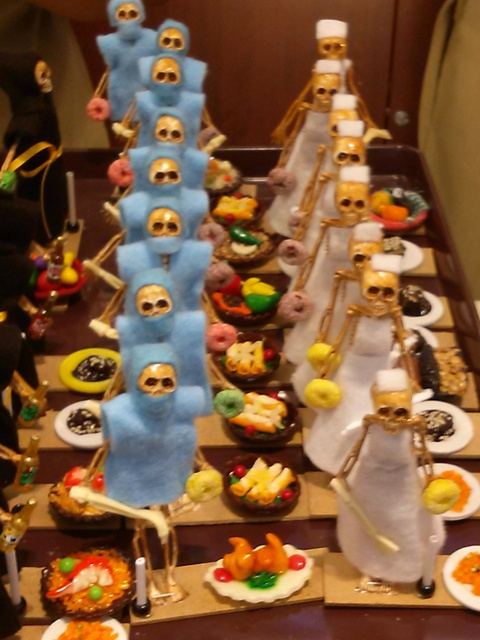 10241505 pastries day of the dead