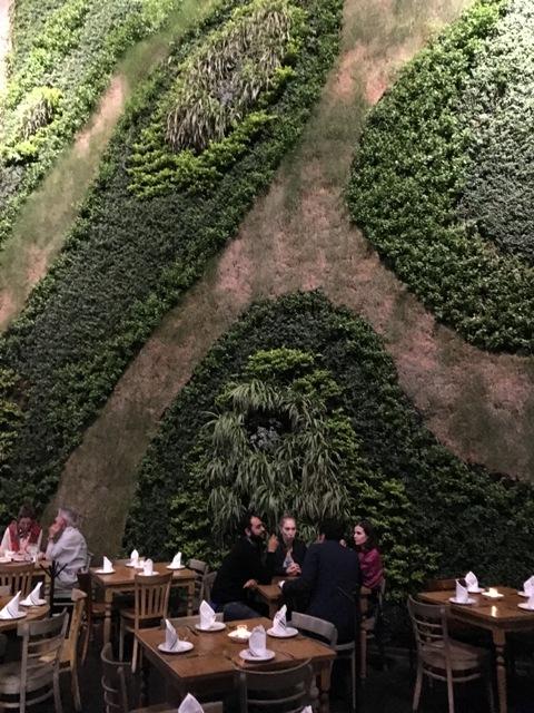 10241506 dinner wall courtyard