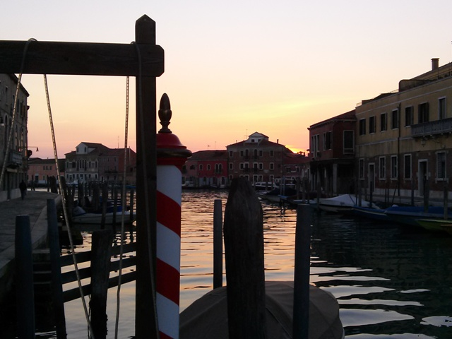 A Perfect Beginning in Venice
