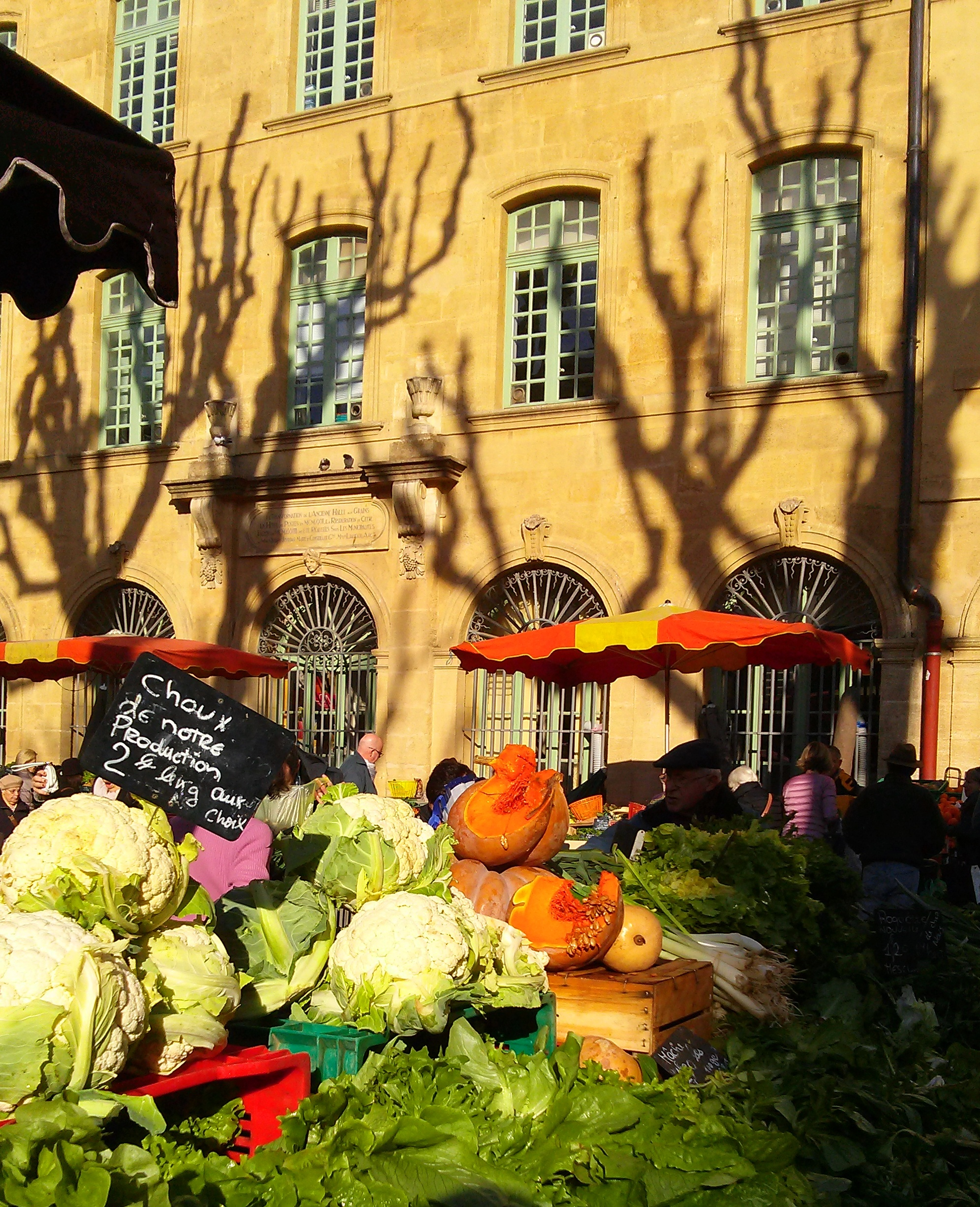 CAM10582 Markets of Provence aix