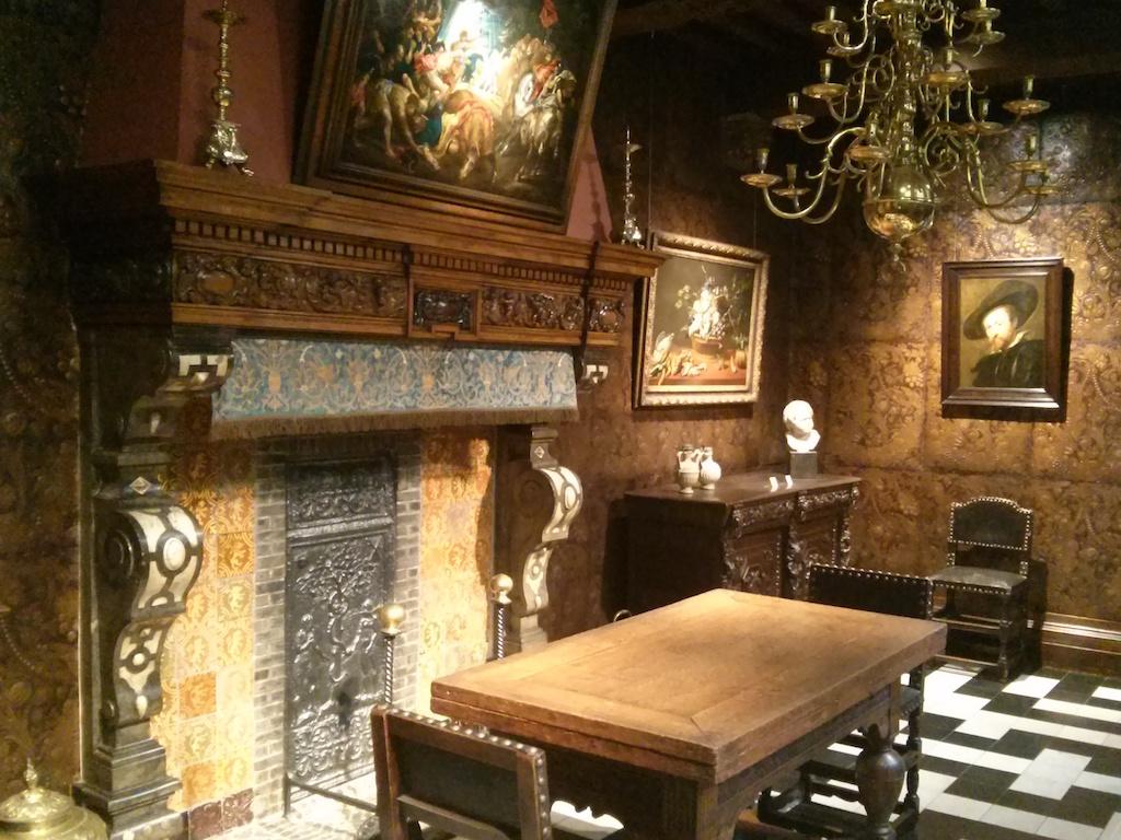 Rubens Lived Here