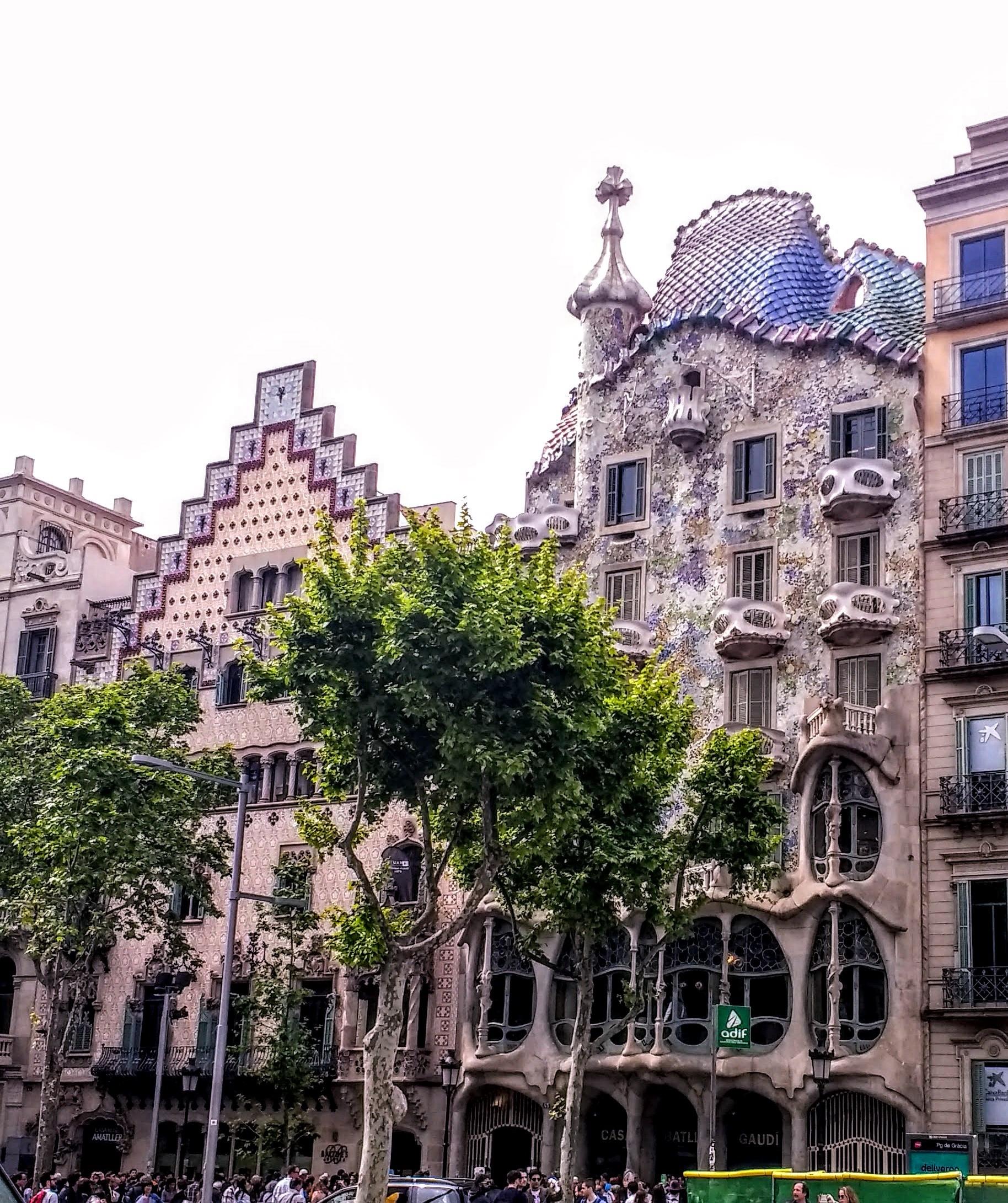 Gaudi-licious!