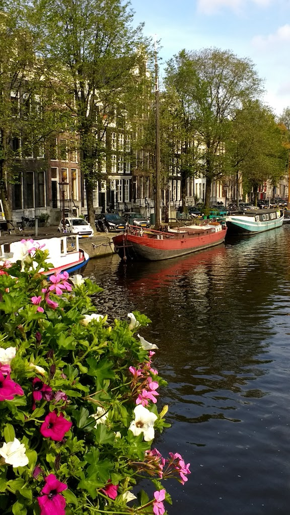 An Amsterdam Weekend