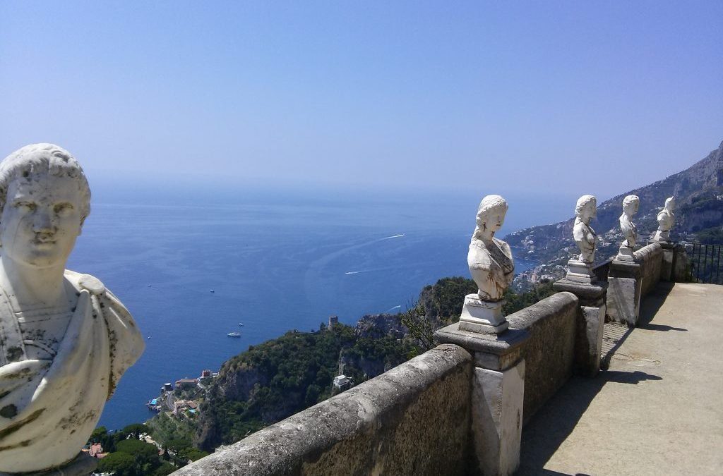 In Love with the Amalfi Coast!